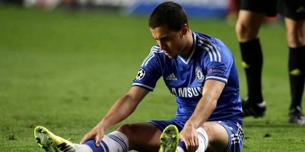 """Hazard: """"Chelsea n'est pas fait pour jouer au football"""" - La DH"""