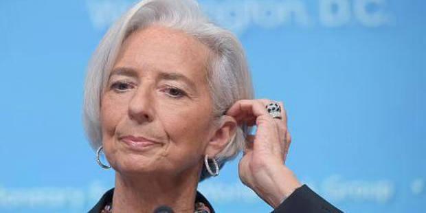 """Le FMI """"remaniera"""" son aide si l'Ukraine perd le contrôle de l'Est - La DH"""