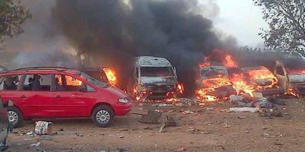 Attentat à la bombe au Nigeria: au moins 16 morts