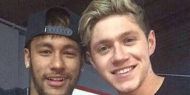 Neymar, fan des One Direction - La DH