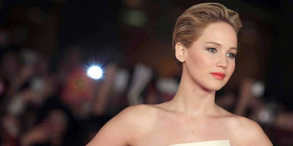 Jennifer Lawrence élue femme la plus sexy du monde