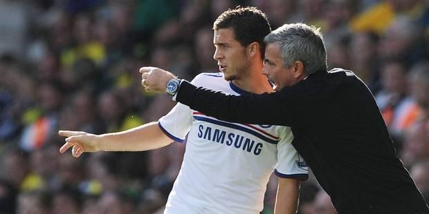 Mourinho recadre violemment Hazard