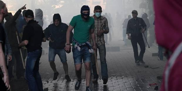Ukraine: 31 morts dans un incendie à Odessa - La DH