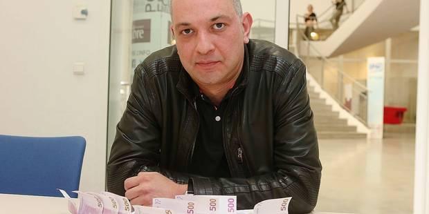 Il offre une récompense de 5.000 euros pour retrouver le(s) voleur(s) de la Golf de son père ! - La DH