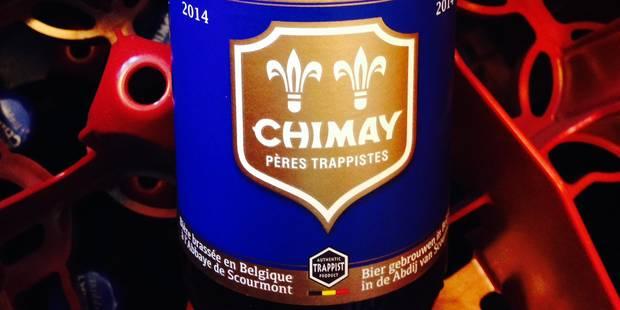 Les bières de Chimay changent de look - La DH