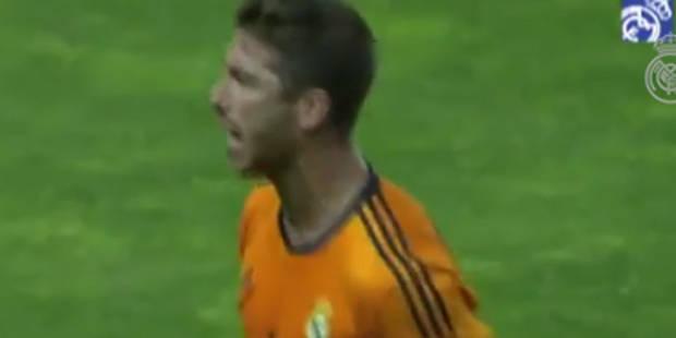 Ramos, nouveau serial-buteur du Real - La DH