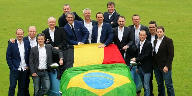 Le programme de la RTBF pendant la Coupe du Monde - La DH