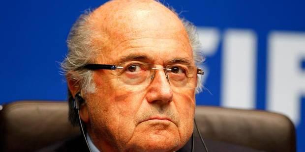 FIFA: un cinquième mandat pour Blatter ? - La DH