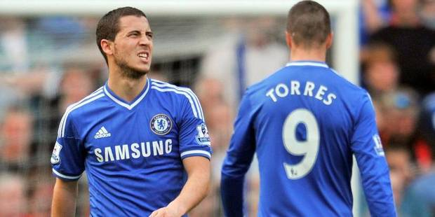 """Hazard: """"Gagner à Cardiff avant de penser au Brésil"""" - La DH"""