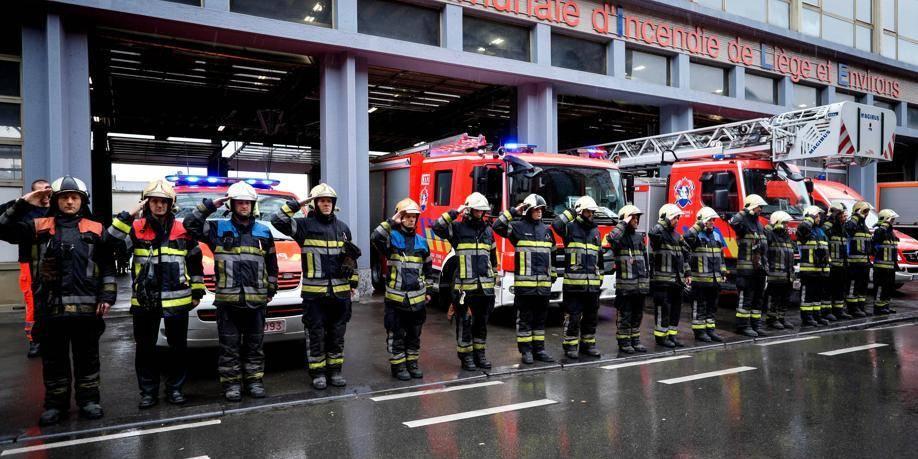 Pompiers: pas un métier à risques! - La DH