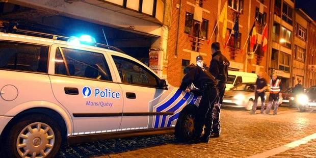 La police a une nouvelle fois investi le clos des Hirondelles - La DH