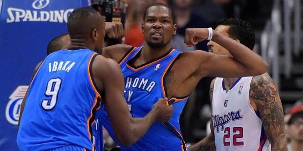 NBA: un Kevin toujours aussi endurant mais... - La DH