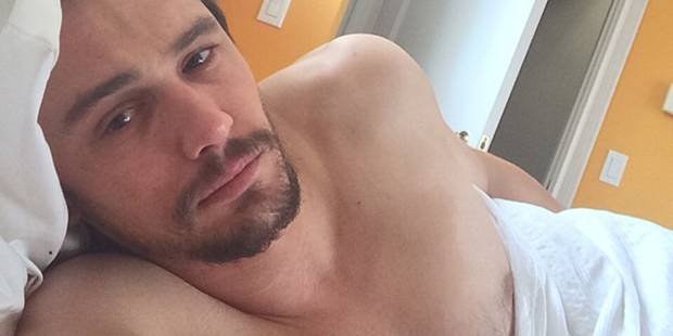 La raison des photos provocantes de James Franco - La DH