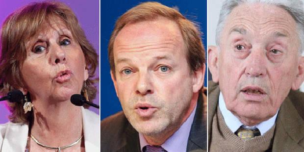 Bourgmestres de la périphérie: Caprasse pourrait être nommée, pas Thiéry ni Van Hoobrouck - La DH