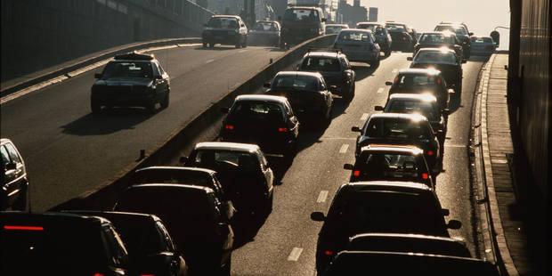 Bruxelles: embouteillages sur la petite ceinture - La DH