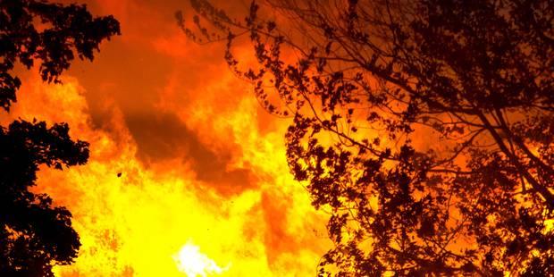 Deux logements détruits par le feu à Mouscron - La DH