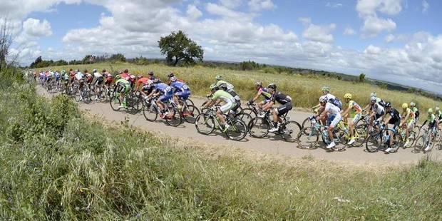 Giro: Ulissi glane la 5ème étape - La DH