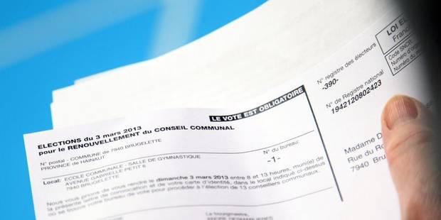 Convocations électorales: le bourgmestre de Wezembeek en a marre - La DH