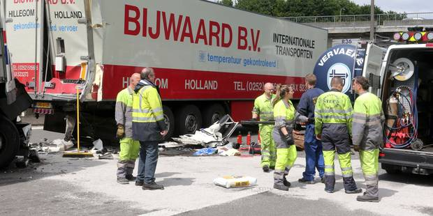 Le ring intérieur de Bruxelles à nouveau ouvert à la circulation - La DH
