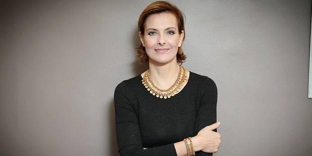 """Carole Bouquet: """"J'aimerai toujours Gérard"""" - La DH"""