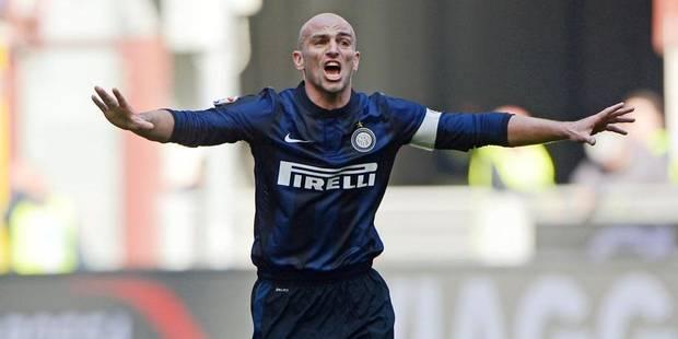 Cambiasso quitte l'Inter - La DH