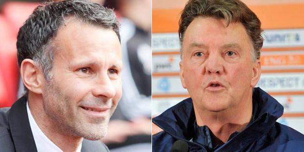 ManU: Louis van Gaal nommé coach, Giggs met fin à sa carrière de joueur! - La DH