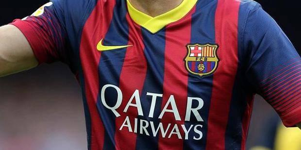Le Barça dévoile son nouveau maillot - La DH