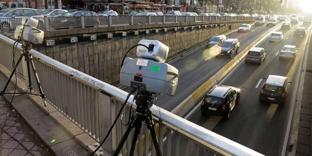 Contrôle de vitesse à Ixelles: 71% des 3.000 conducteurs roulaient trop vite - La DH