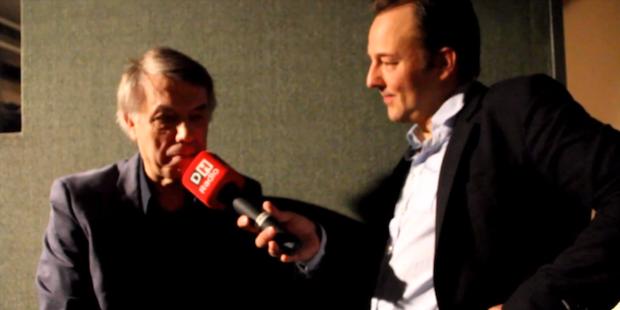 Adamo parle de surréalisme concernant les chanteurs belges - La DH