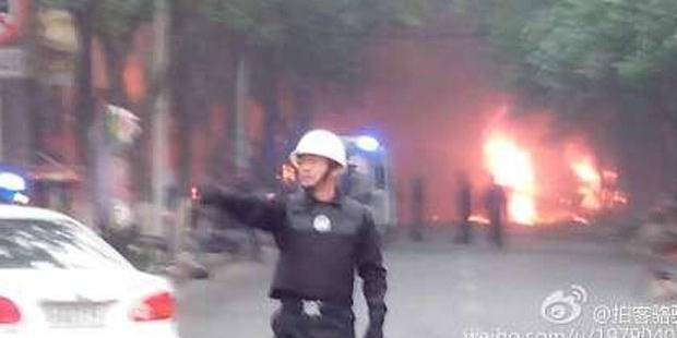 Chine: 31 morts dans un attentat au Xinjiang - La DH