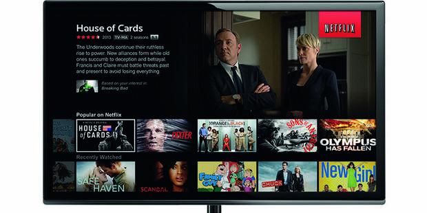 Netflix: voici pourquoi il ne faut pas trop s'emballer - La DH