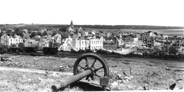 21 mai 1944 : Marloie se souvient - La DH