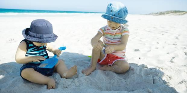 7c20b3f822 Comment protéger efficacement son enfant du soleil - La DH