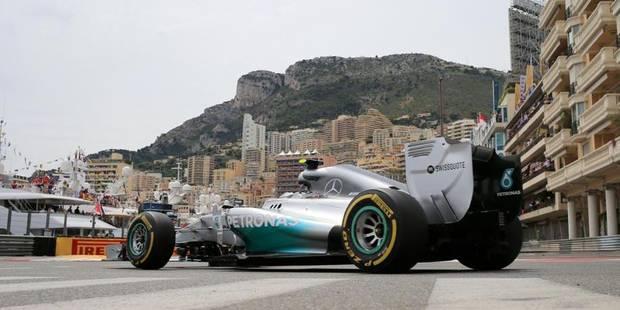Nico Rosberg remporte le GP de Monaco! - La DH