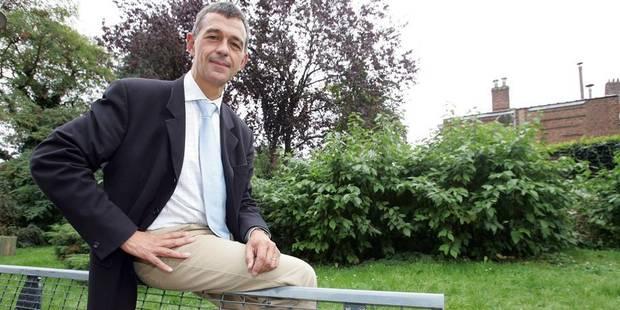 Retour à la Chambre pour Jean-Jacques Flahaux - La DH