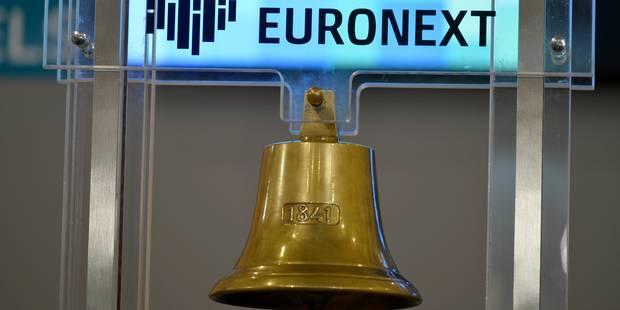 Euronext va entrer en bourse - La DH