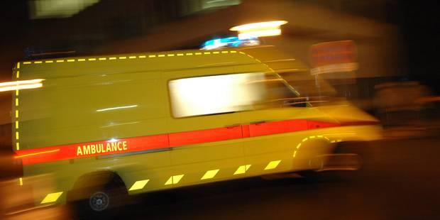 Explosion de gaz près du Cinquantenaire à Bruxelles: des blessés - La DH