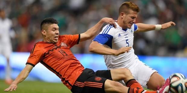 Mondial 2014: le Mexique bat Israël 3-0 - La DH