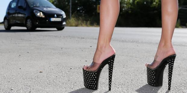 Une prostituée de 15 ans et son proxénète de 18 ans interpellés - La DH