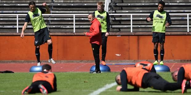 """Mario Innaurato: """"Pour le moment je ne suis pas le meilleur ami des joueurs !"""" - La DH"""