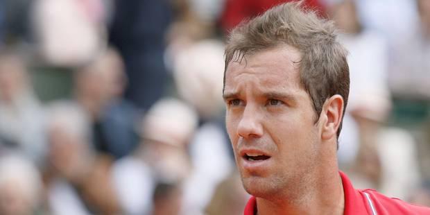 Roland Garros: Teddy Riner interrompt le match de Gasquet ! - La DH