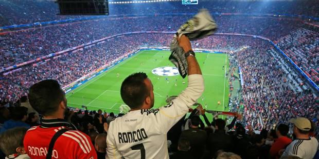 """L'UEFA sanctionne le Real Madrid pour """"comportements racistes"""" - La DH"""