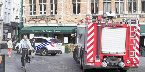 Jeune poignardé à Bruges: Un homme originaire de Louvain placé en détention - La DH