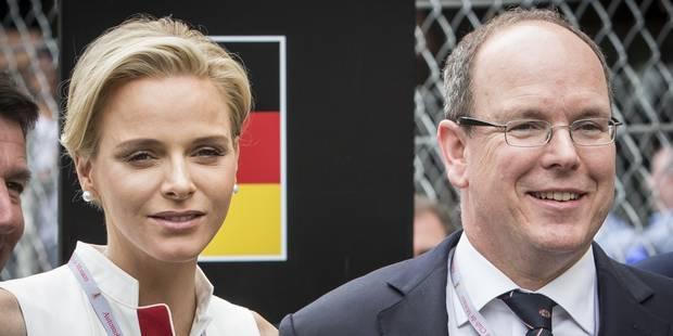 Charlène de Monaco attendrait des jumeaux - La DH