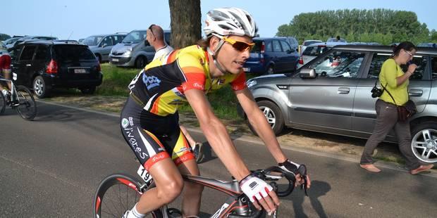 Julien Joiret tient son doublé - La DH