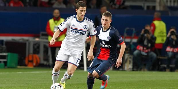 15 millions pendant 5 ans: Eden Hazard aurait rencontré le propriétaire du PSG - La DH