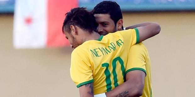 Ballade du Brésil contre le Panama (4-0)