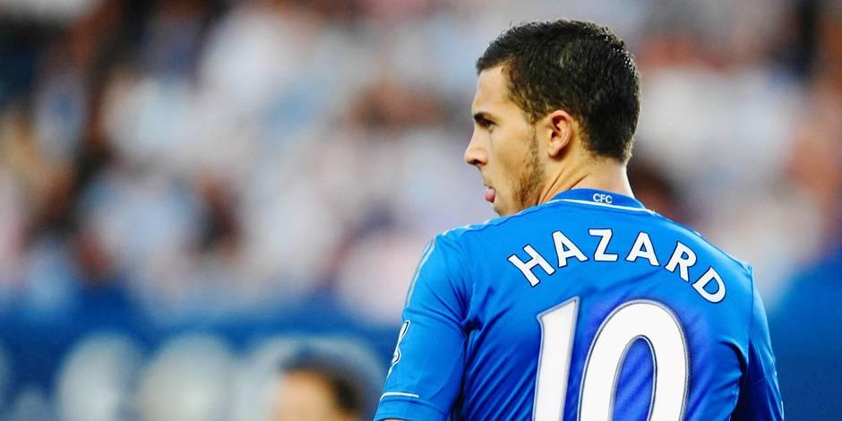 Chelsea propose un contrat record à Hazard - La DH