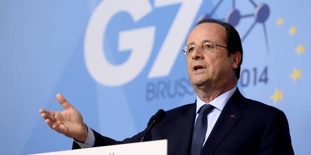 """Hollande: """"Plus de 30 Français"""" partis en Syrie ont été tués - La DH"""