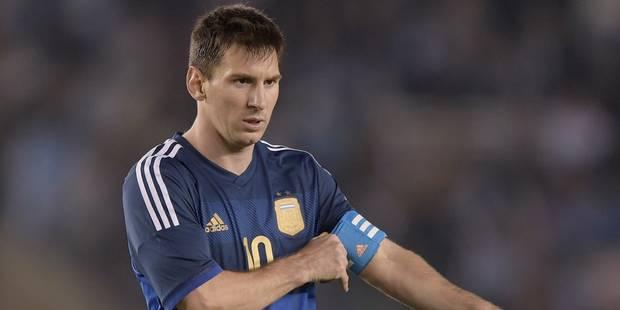 L'énorme loupé de Messi face à Trinité-et-Tobago - La DH